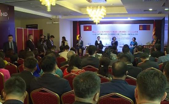 Việt Nam tạo điều kiện thuận lợi cho các DN Mông Cổ