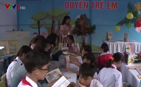 Ngày hội sách tại trường - một hoạt động ngoại khóa ý nghĩa