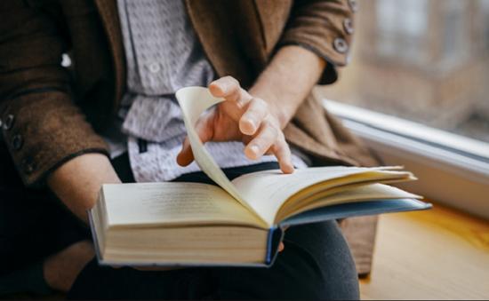 Đọc sách tốt cho sức khỏe