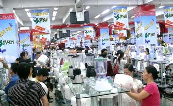 Thái Lan thống trị xuất khẩu hàng điện gia dụng vào Việt Nam