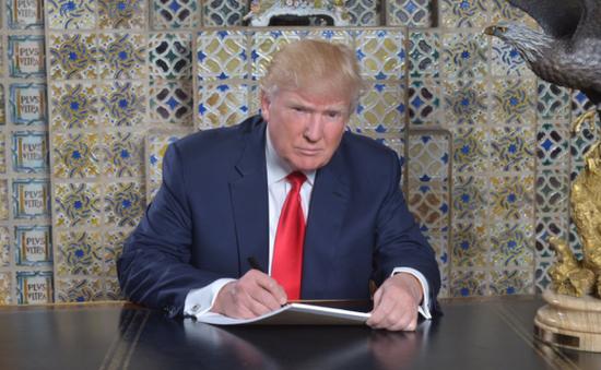 Ông Donald Trump muốn phát triển quan hệ xây dựng với Trung Quốc