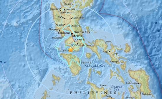 Động đất liên tiếp tại Philippines