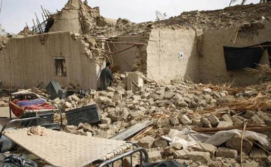 Số người chết trong trận động đất ở Iran và Iraq tăng lên 540
