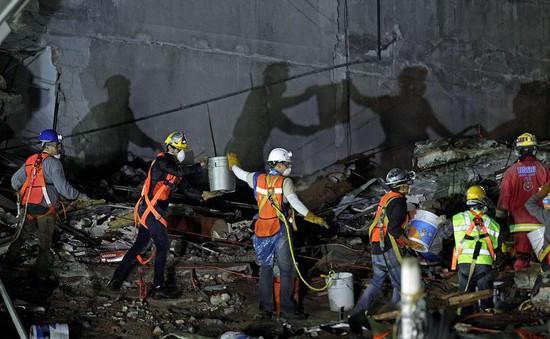 Mexico cần 2 tỷ USD để tái thiết các khu vực sau động đất
