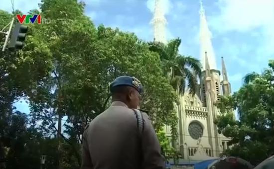 Đông Nam Á tăng cường an ninh trước thềm năm mới