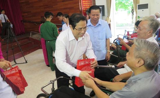 Nhiều hoạt động tri ân với người có công trên khắp cả nước