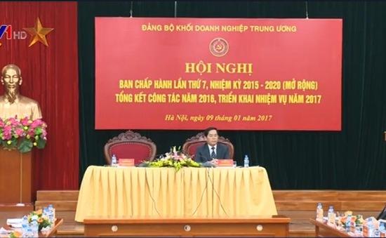 Hội nghị Đảng ủy khối Doanh nghiệp Trung ương