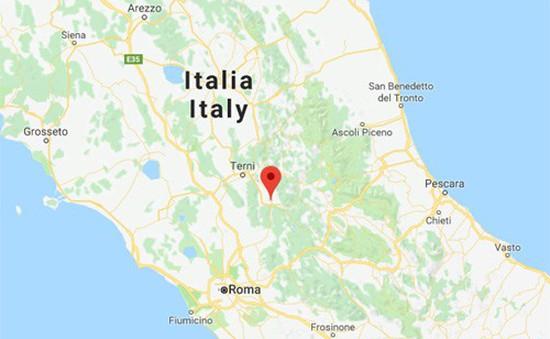 Động đất mạnh 4,2 độ Richter tại miền Trung Italy