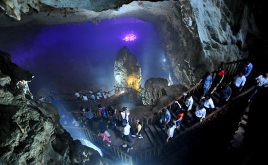 Một năm thành công của du lịch hang động Quảng Bình