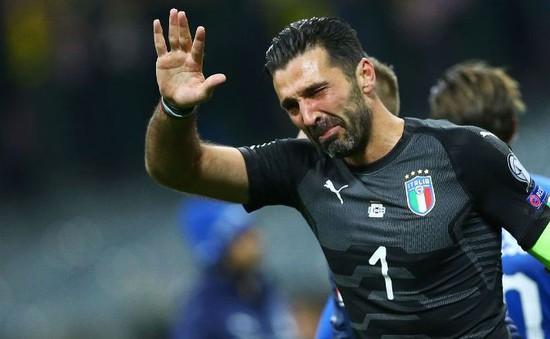 Trở thành khán giả World Cup, 4 huyền thoại Italia chán nản từ giã ĐTQG