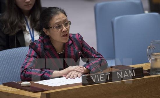 Việt Nam dự Phiên thảo luận mở của HĐBA LHQ về Bảo vệ thường dân trong Xung đột vũ trang