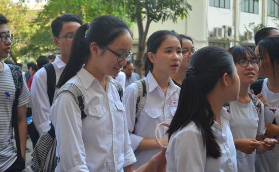 Công bố điểm chuẩn 4 trường lớp 10 chuyên tại Hà Nội năm học 2017-2018