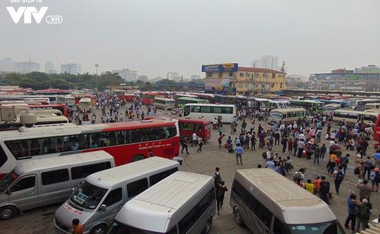 Hà Nội xem xét đóng cửa bến xe Giáp Bát, Gia Lâm từ năm 2020