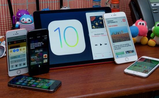 iOS 10.3 ra mắt bản beta đầu tiên