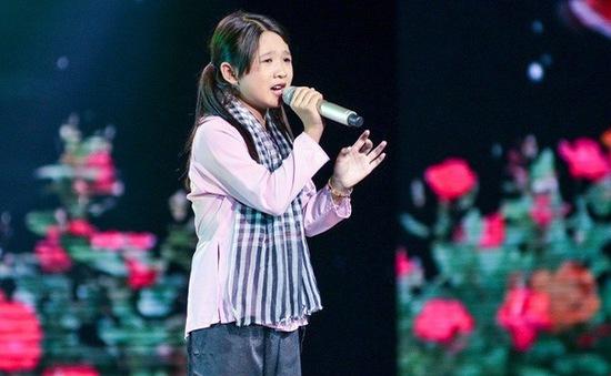 Quán quân Giọng hát Việt nhí 2017 dành hết tiền thưởng cho việc học