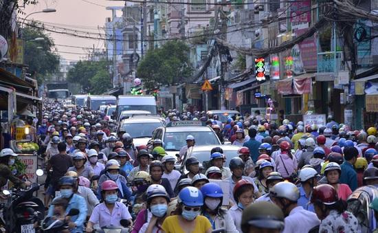 TP.HCM: Từ 13/2, hạn chế ô tô qua cầu Nhị Thiên Đường