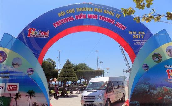 Khai mạc Hội chợ Thương mại quốc tế Festival Biển Nha Trang 2017