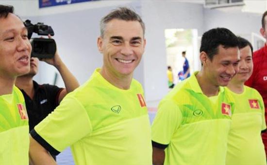 ĐT Futsal Việt Nam bổ sung 6 cầu thủ chuẩn bị cho SEA Games 29