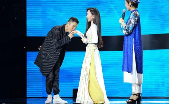 """Nghe Hòa Minzy xúi giục, Mai Tiến Dũng tung chiêu mỹ nam kế để giành """"tiên nữ"""" Bolero"""