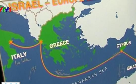 Khởi động dự án ống khí đốt xuyên biển dài nhất thế giới tại Nam Âu