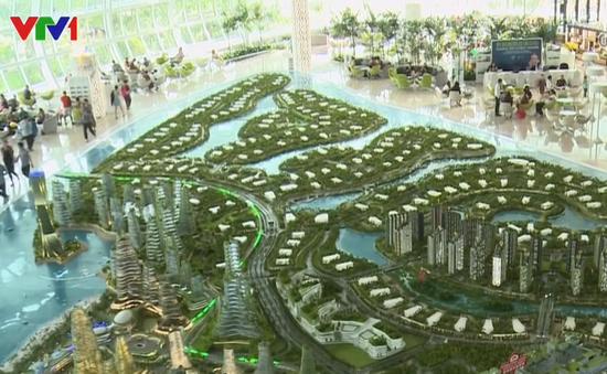 Malaysia: Siêu đô thị trăm tỷ USD có nguy cơ hóa... thành phố ma