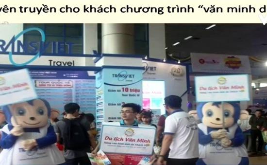 Chiến dịch nâng cao hình ảnh du khách Việt bước đầu có hiệu quả