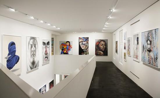 Triển lãm nghệ thuật đường phố tại Đức