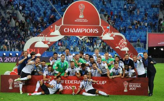 BXH FIFA tháng 7: ĐT Đức vượt mặt Brazil, ĐT Việt Nam tụt hạng
