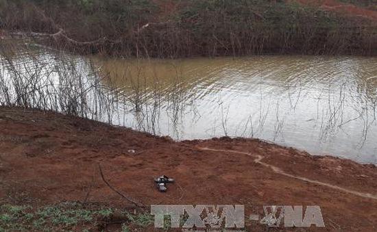 Sơn La: 2 bé mầm non đuối nước thương tâm gần trường