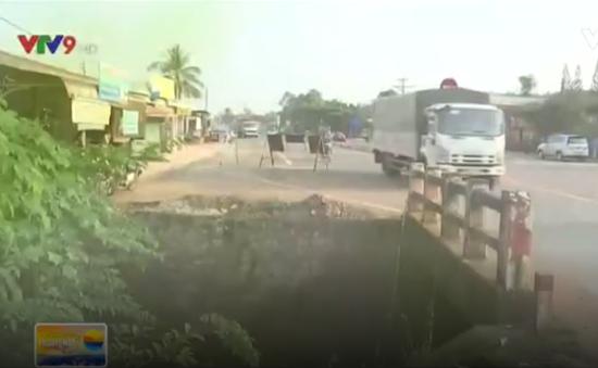 Bình Phước: Điểm đen tai nạn giao thông vì bất cập cầu - đường