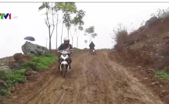 Con đường bị lãng quên ở Sơn La