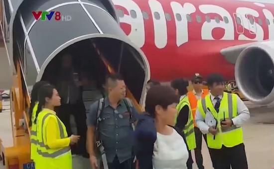 Sẽ mở thêm các tuyến bay quốc tế đi và đến Khánh Hòa