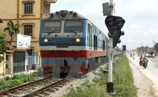 Sẽ có quy định mới về hành lang an toàn đường sắt
