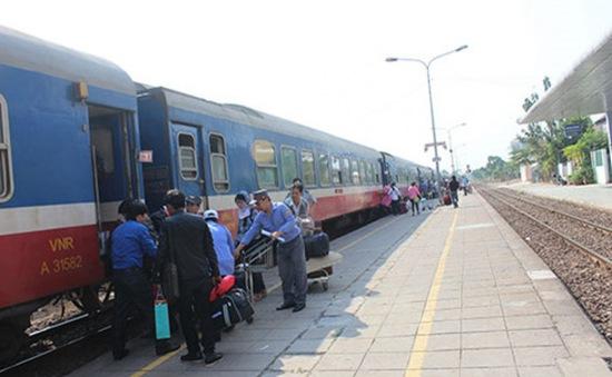 Đường sắt giảm ùn ứ cục bộ tại các nhà ga