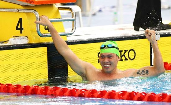 Ngày thi đấu thứ 2 ASEAN Para Games 9: ĐT bơi NKT tiếp tục thi đấu thành công