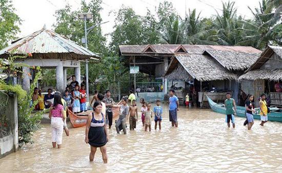 Philippines: Số người thiệt mạng do bão Tembin tăng lên 240, hơn 100 người mất tích