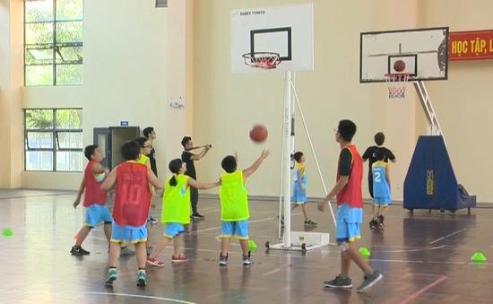 E-Balls Không chỉ là bóng rổ