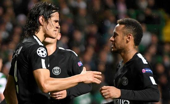 PSG đã giải được bài toán ai đá penalty giữa Neymar và Cavani