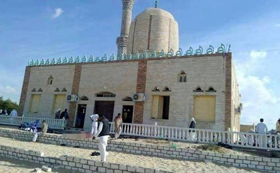 Vụ tấn công đền thờ Hồi giáo Bắc Sinai đẫm máu nhất lịch sử hiện đại Ai Cập