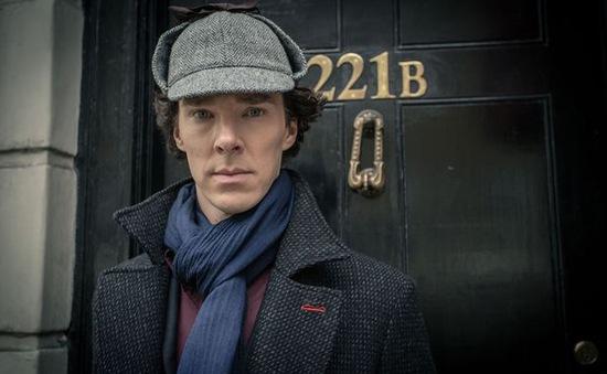 """Sherlock Holmes là nhân vật phim truyền hình """"lấy lòng"""" khán giả nhất"""