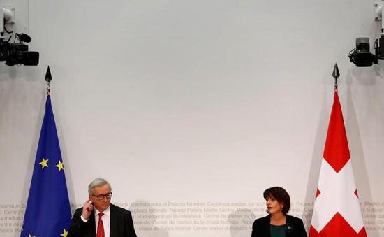 Thụy Sĩ hỗ trợ 1,3 tỷ USD cho EU