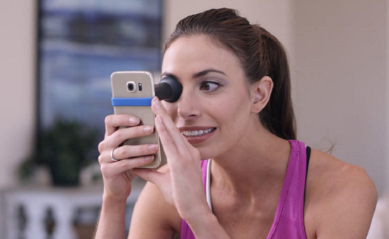 EyeQue - Thiết bị cá nhân giúp kiểm tra thị lực