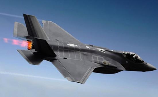 Australia tiếp nhận chiến đấu cơ F-35 của Mỹ