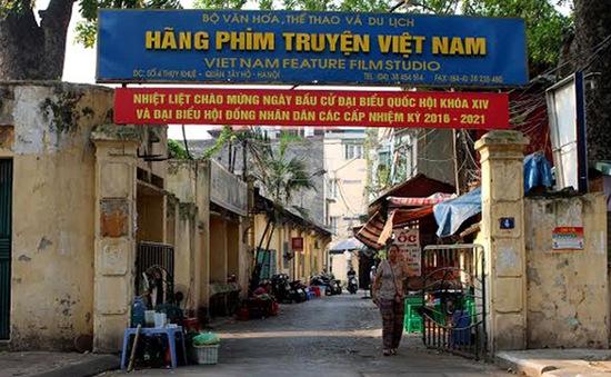 Yêu cầu giải quyết vụ cổ phần hóa Hãng phim truyện Việt Nam