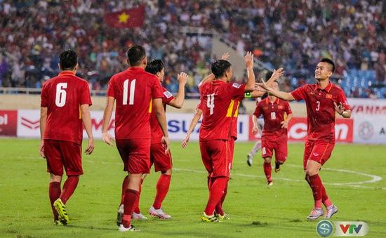 BXH FIFA tháng 10/2017: Việt Nam bỏ xa Thái Lan