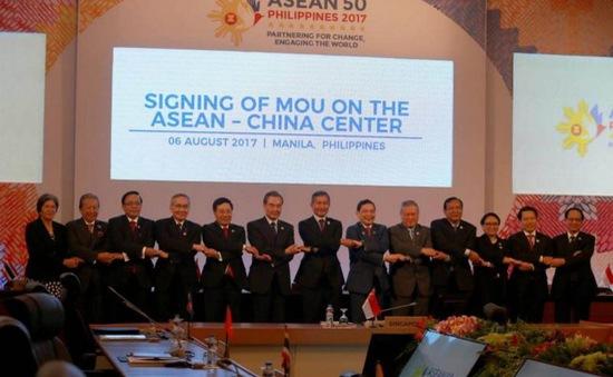 ASEAN và Trung Quốc thông qua bộ khung COC: Bước tiến tích cực nhưng chưa đột phá
