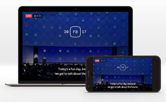 Facebook Live cập nhật tính năng chạy phụ đề trên video trực tuyến