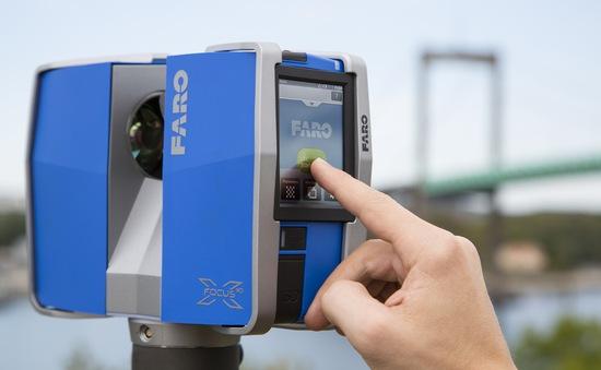 Thao tác đơn giản, hiệu quả tối ưu với công nghệ máy quét 3D