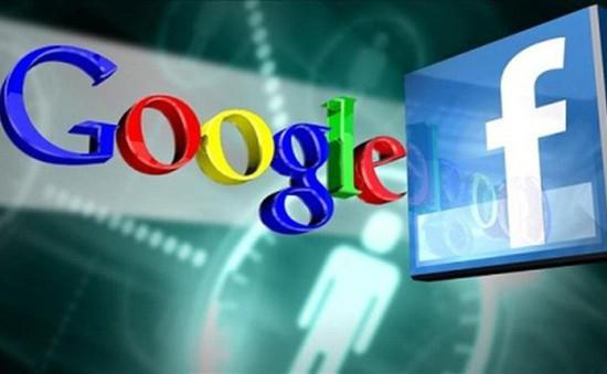 Có cơ sở để thu thuế dịch vụ từ Facebook, Google tại Việt Nam