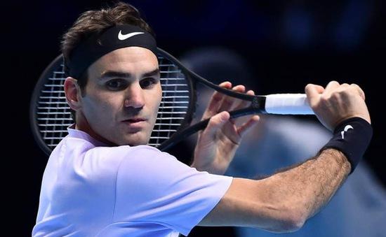 Federer có thể soán ngôi số 1 ATP trên đất Mỹ